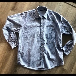 Burberry Mens Button down